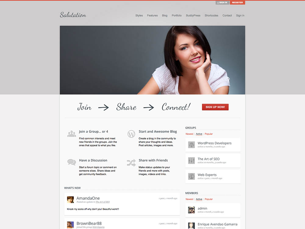 Best dating theme for wordpress