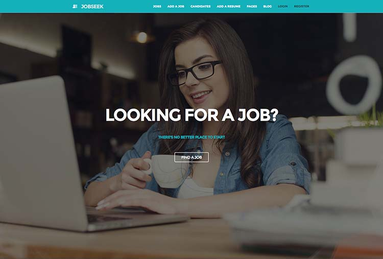 Jobseek Best WordPress Job Board Theme