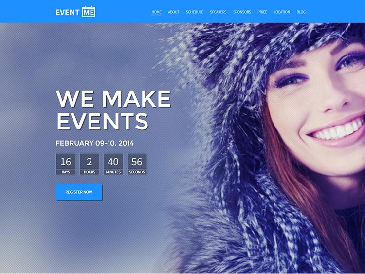 EventMe - Best WordPress Conference & Event Themes