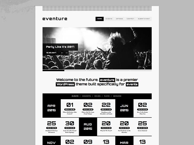 Eventure - - Best Conference & Event Themes for WordPress