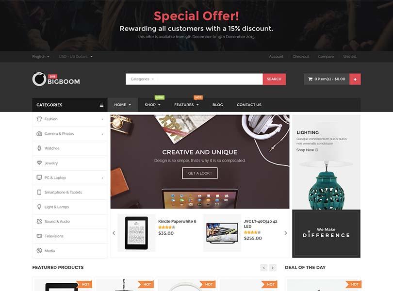 The best Electronics WooCommerce Theme for WordPress