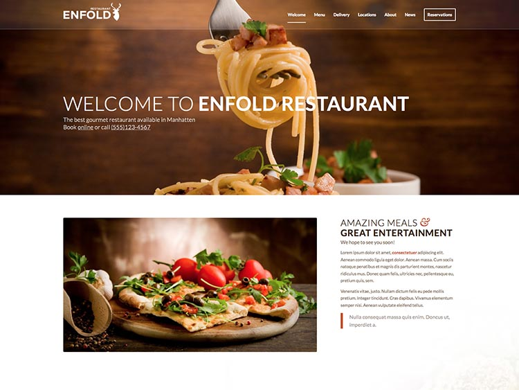 Enfold - Best Selling WordPress Themes