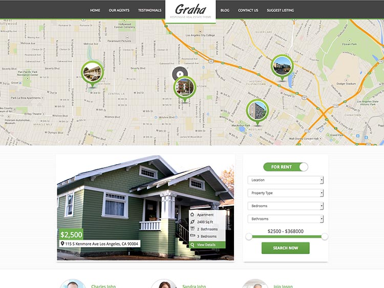 20+ Best WordPress Property Management and Real Estate ...