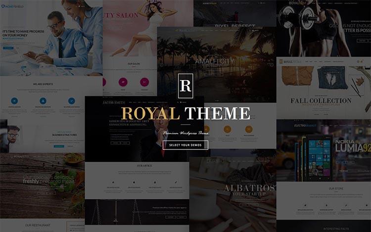 Royal Multipurpose WordPress Theme