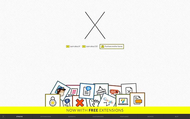 X Mobile, Multipurpose WordPress Theme