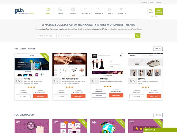 WordPress Theme Designer Your Inspiration Themes