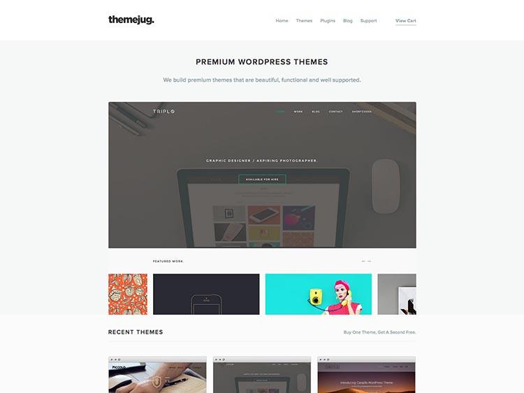 WordPress Theme Designer ThemeJug