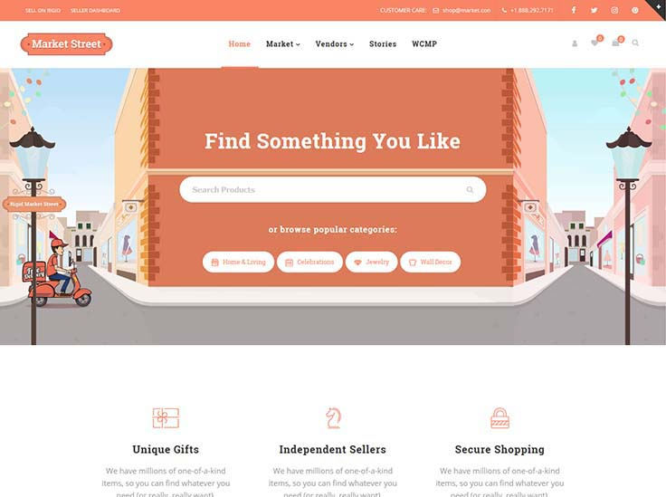 best etsy style WordPress theme