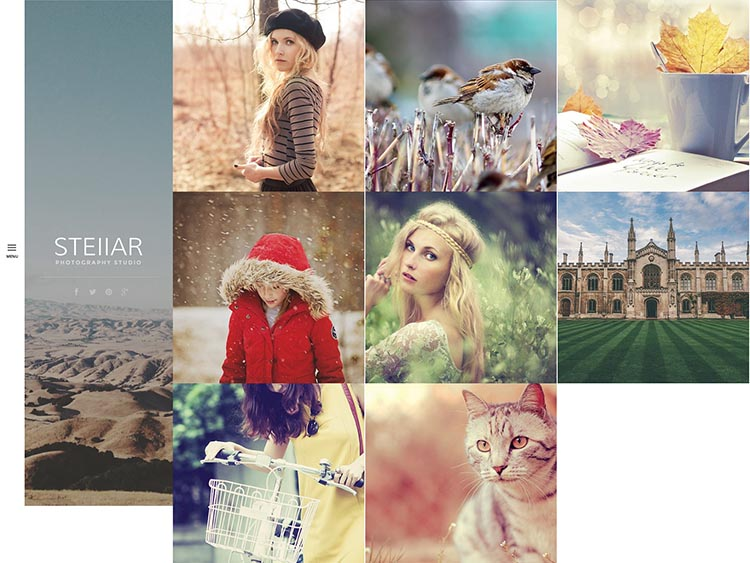 Best high-res, retina photography theme for WordPress