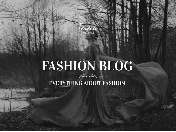 Teresa WordPress Fashion Magazine Theme