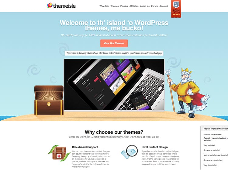 WordPress Theme Designer ThemeIsle