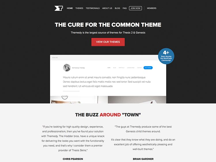 Themedy WordPress Theme Shop
