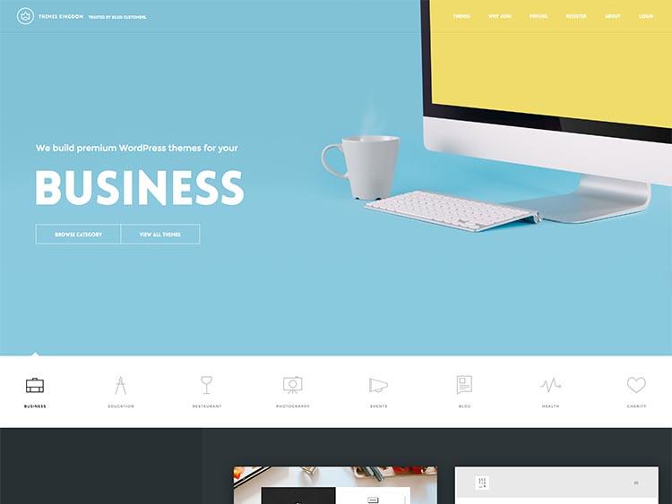 ThemesKingdom WordPress Designers