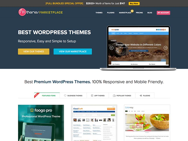 Thesis WordPress Theme – No Big Deal About It