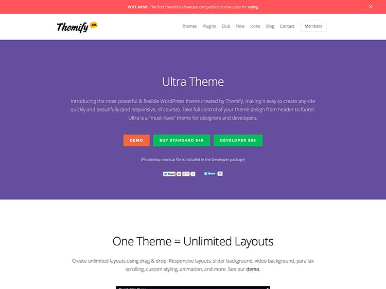 The biggest and best multipurpose themes for WordPress