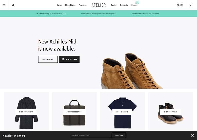 18+ Best WooCommerce-based Clothing Store Themes for 2018 - Siteturner