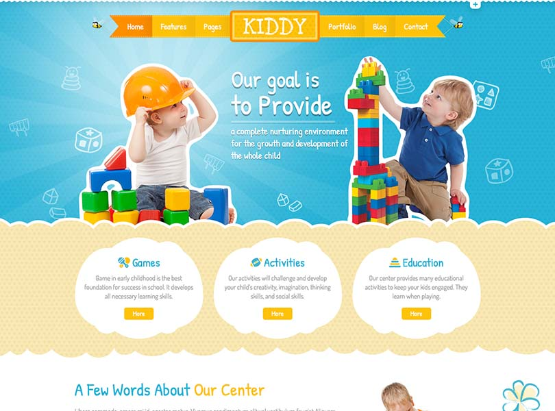 Kiddy | Children WordPress Theme 2016-01-20 19-15-05