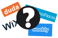 wordpress vs weebly vs wix vs duda: which is best