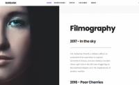 Best WordPress Themes for Actors and Actresses